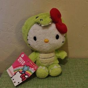 Hello Kitty Alligator Plush